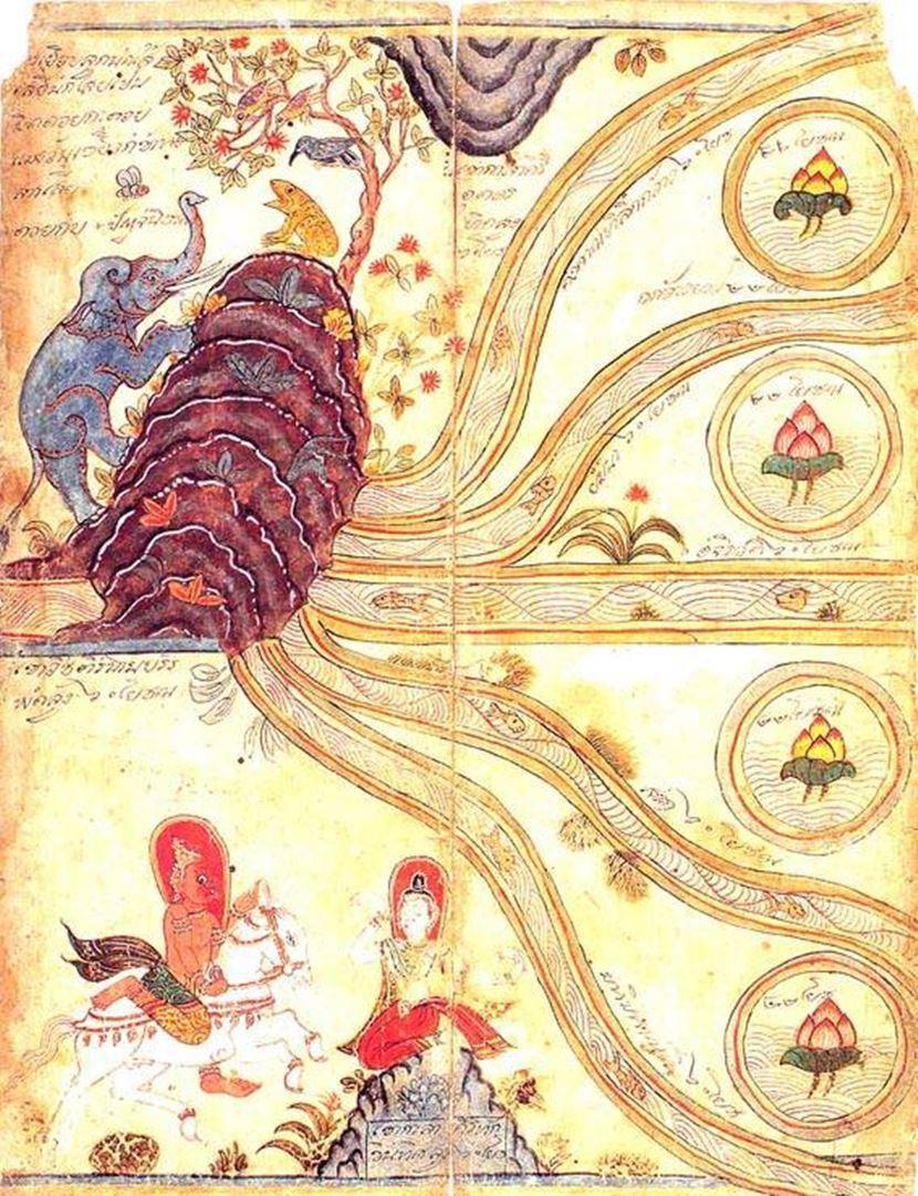 根據婆羅門–印度教經典,灌頂水必須來自印度「五大河」(恆河、默希河、亞穆納河、阿...