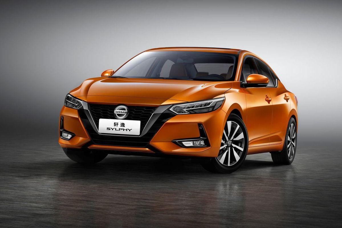 大改款Nissan Sylphy上海亮相!未來台灣Sentra也會跟進?