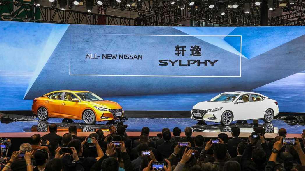 在中國稱為Nissan Sylphy,其實就是台灣和美國市場的Nissan Se...