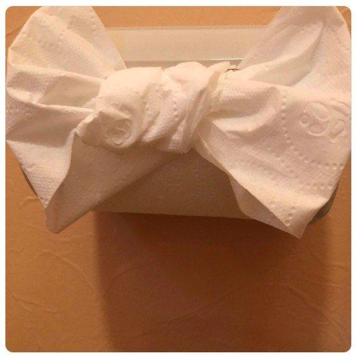 近日有人推廣把廁紙打「蝴蝶結」,聲稱這能展示「女子力」(女性的魅力),引起熱議。...