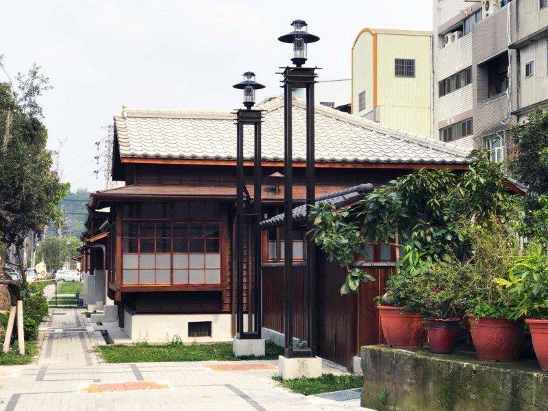 (圖/台灣旅行趣) ▲原東勢公學校宿舍
