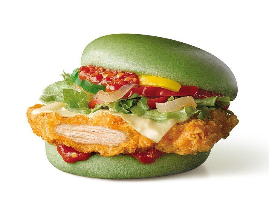 「莎莎脆鷄腿堡」單點99元、經典套餐149元。圖/麥當勞提供