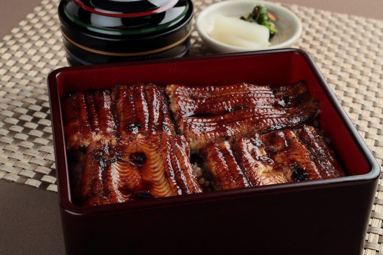 大份鰻魚飯,每份480元。圖/江戶川提供