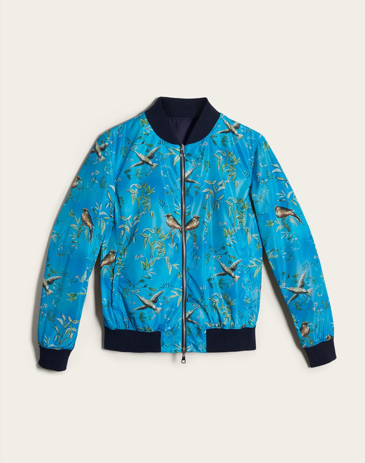 Aquarium迷你限量系列雙面飛行員夾克,價格店洽。