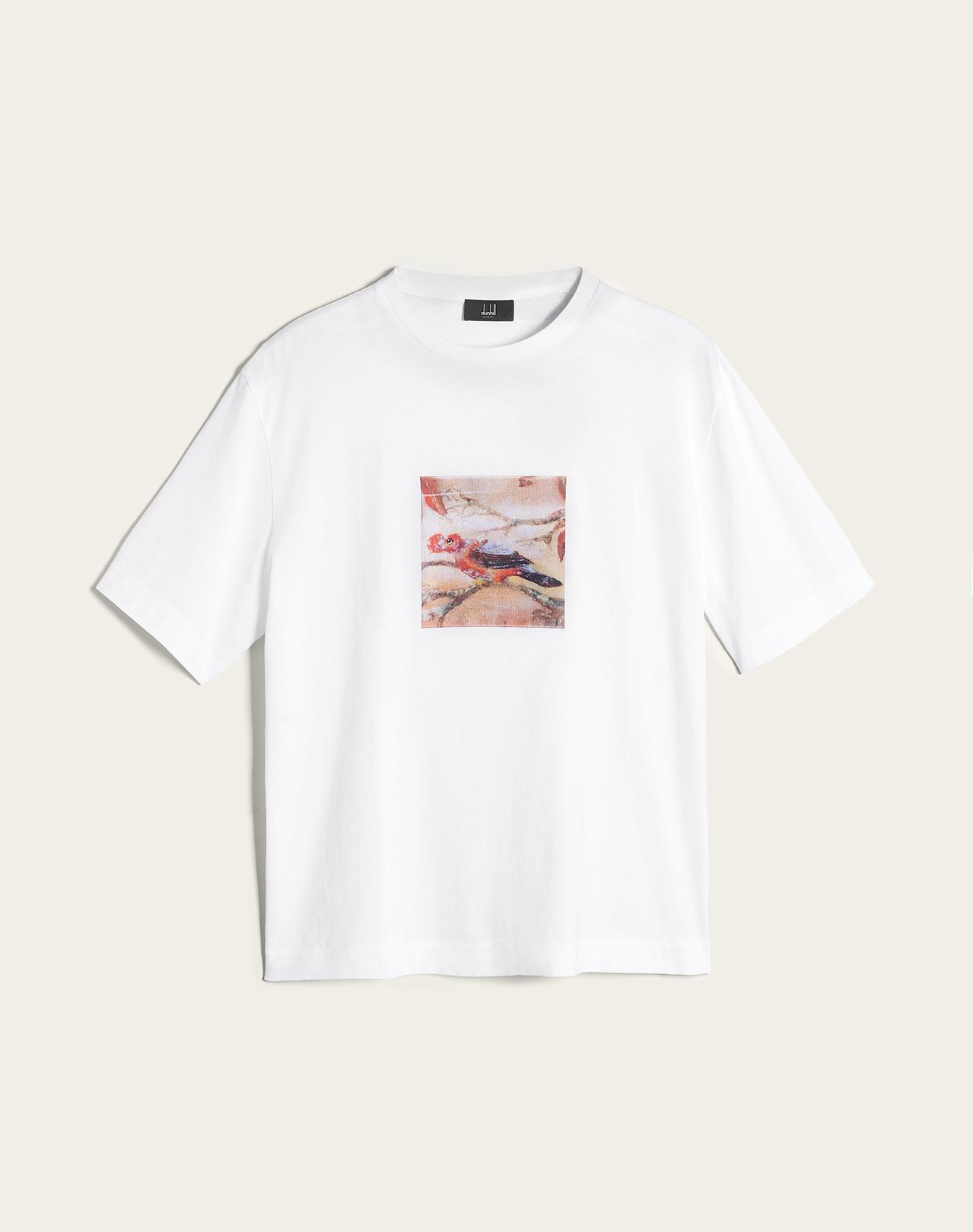Aquarium迷你限量系列T恤,價格店洽。圖/dunhill提供