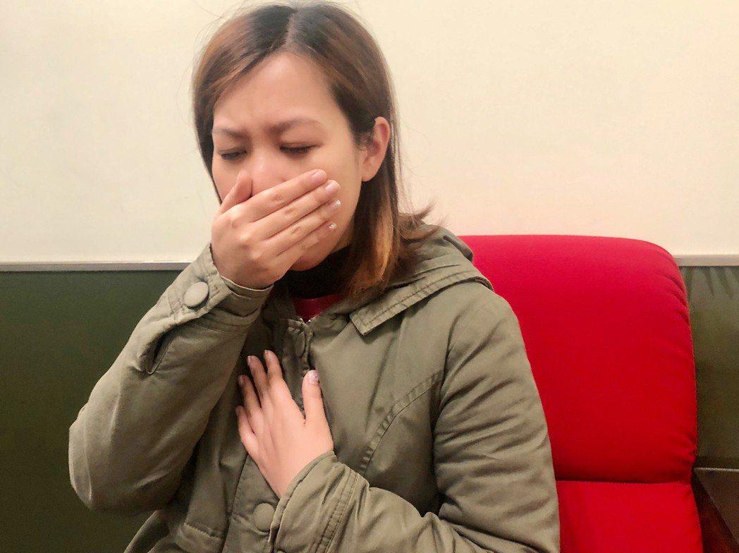 一名26歲妙齡女,咳嗽將近一個多月未癒,初期以為只是小感冒,多次前往診所看病拿藥...