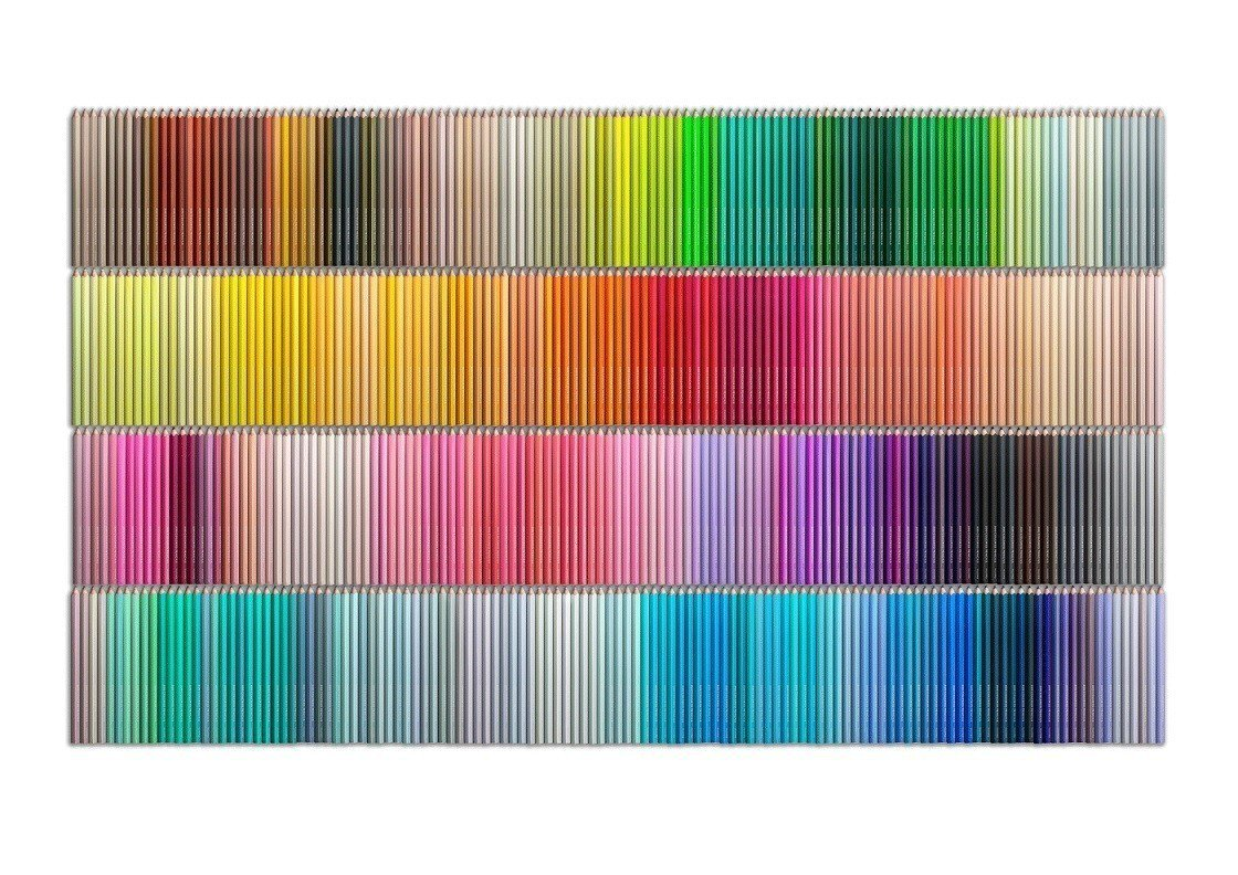 FELISSIMO 500色鉛筆(預購),33,000元。圖/誠品生活提供