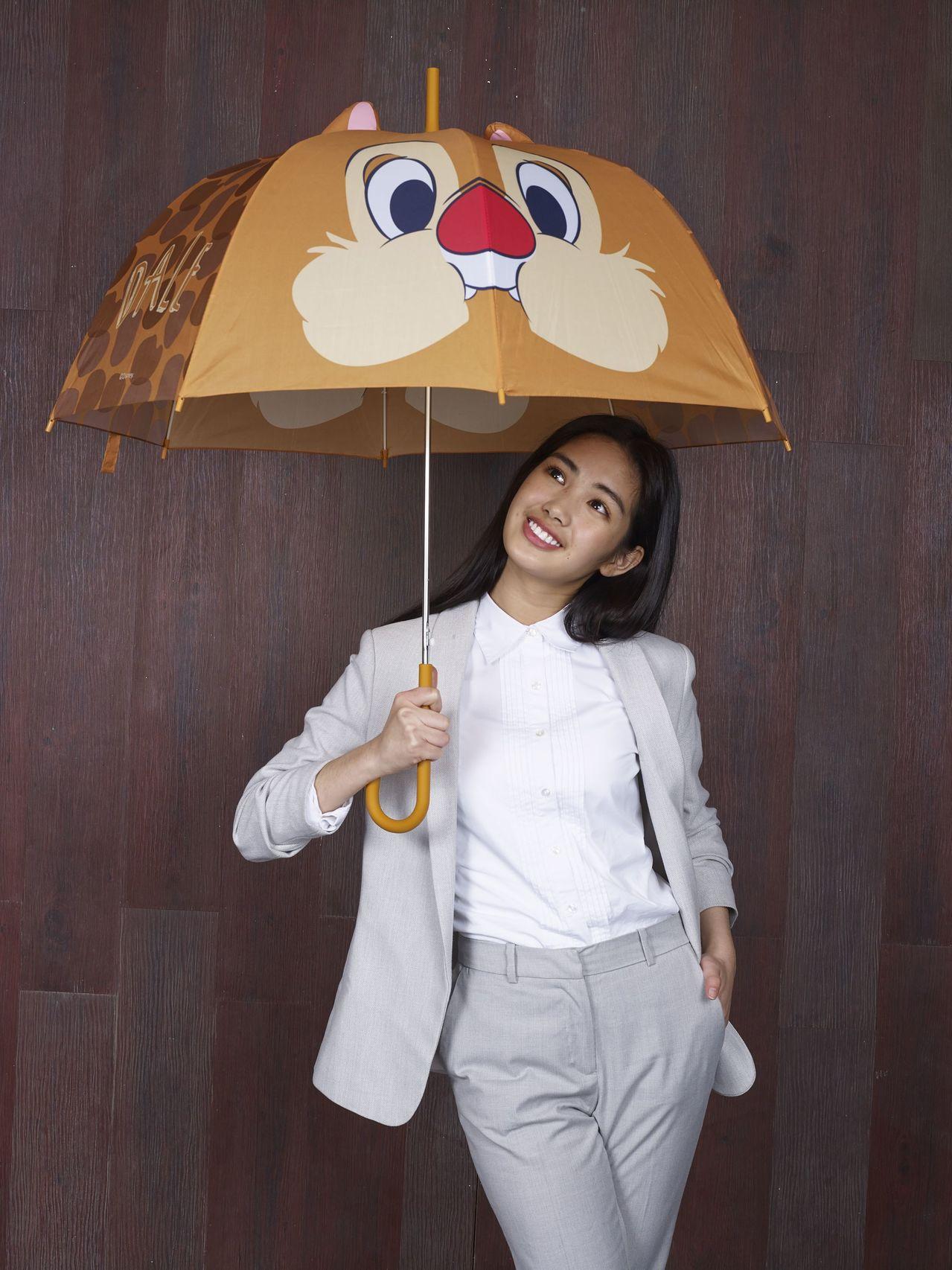 7-ELEVEN「迪士尼夢幻露營」限量蘑菇造型傘,4月24日起集滿6點加199元...