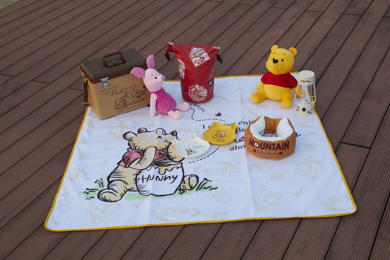 7-ELEVEN「迪士尼夢幻露營」第二波野餐系列將於5月8日下午3點起開放限量預...