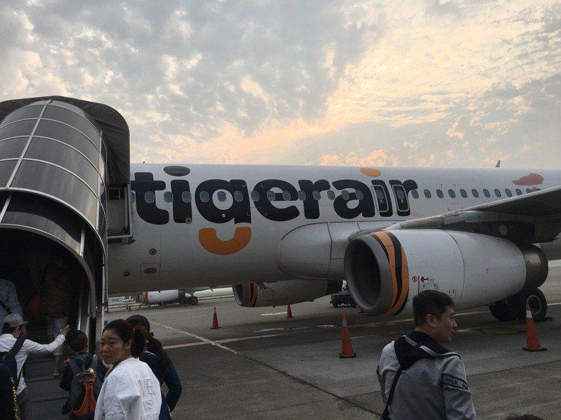 回饋tigerclub會員,台灣虎航將於2019年4月18日上午10時起至2019年4月18日晚間23時59分止,搶先推出會員封館促銷。 記者楊文琪/攝影