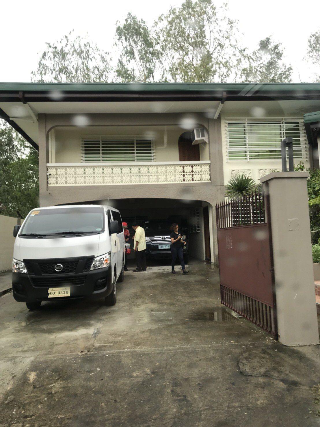 泰國和菲律賓警方去年合作破獲的台灣詐騙集團藏身處。圖/刑事局提供