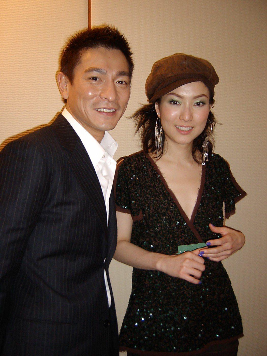 天王劉德華是個好男人也是寵妻魔人,與鄭秀文有多年合作默契。圖/聯合報系資料照