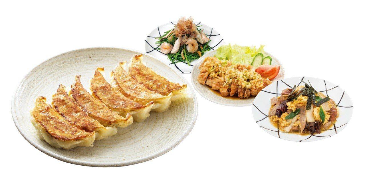 統一時代百貨台北店北區獨家,餃子的王將將於4/27開幕。圖/統一時代提供
