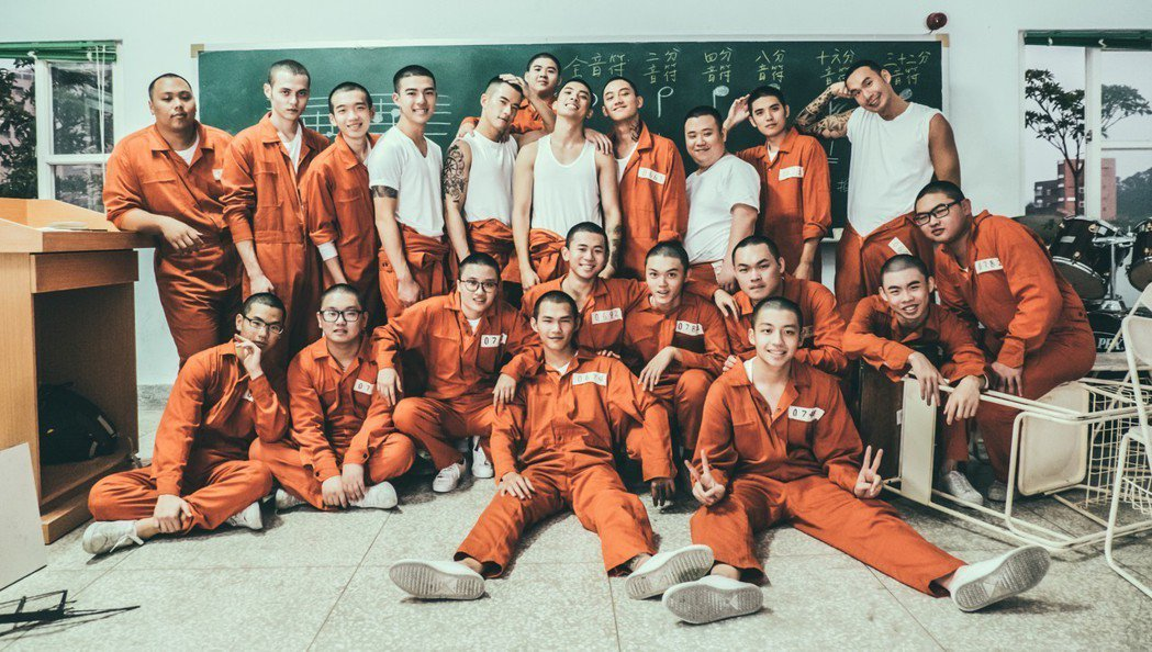 「樂獄」5月17日上映。圖/文達文創提供