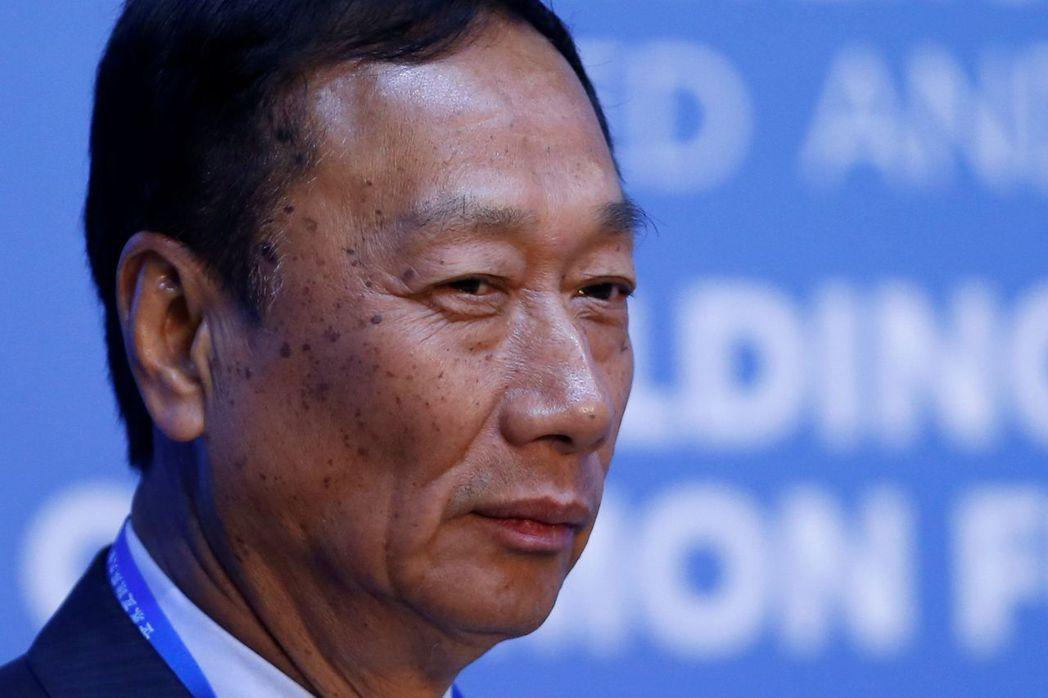 紐時報導指出,鴻海董事長郭台銘參選總統,享有多重競爭優勢。路透