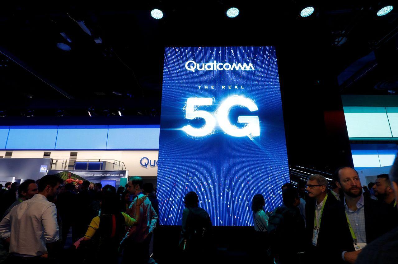 各國積極推動5G,台灣預定2020上半年完成首波5G釋照。(路透)