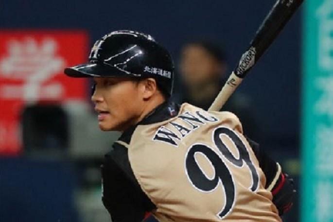 王柏融續任第三棒,改任左外野手。 擷圖自火腿隊官方推特
