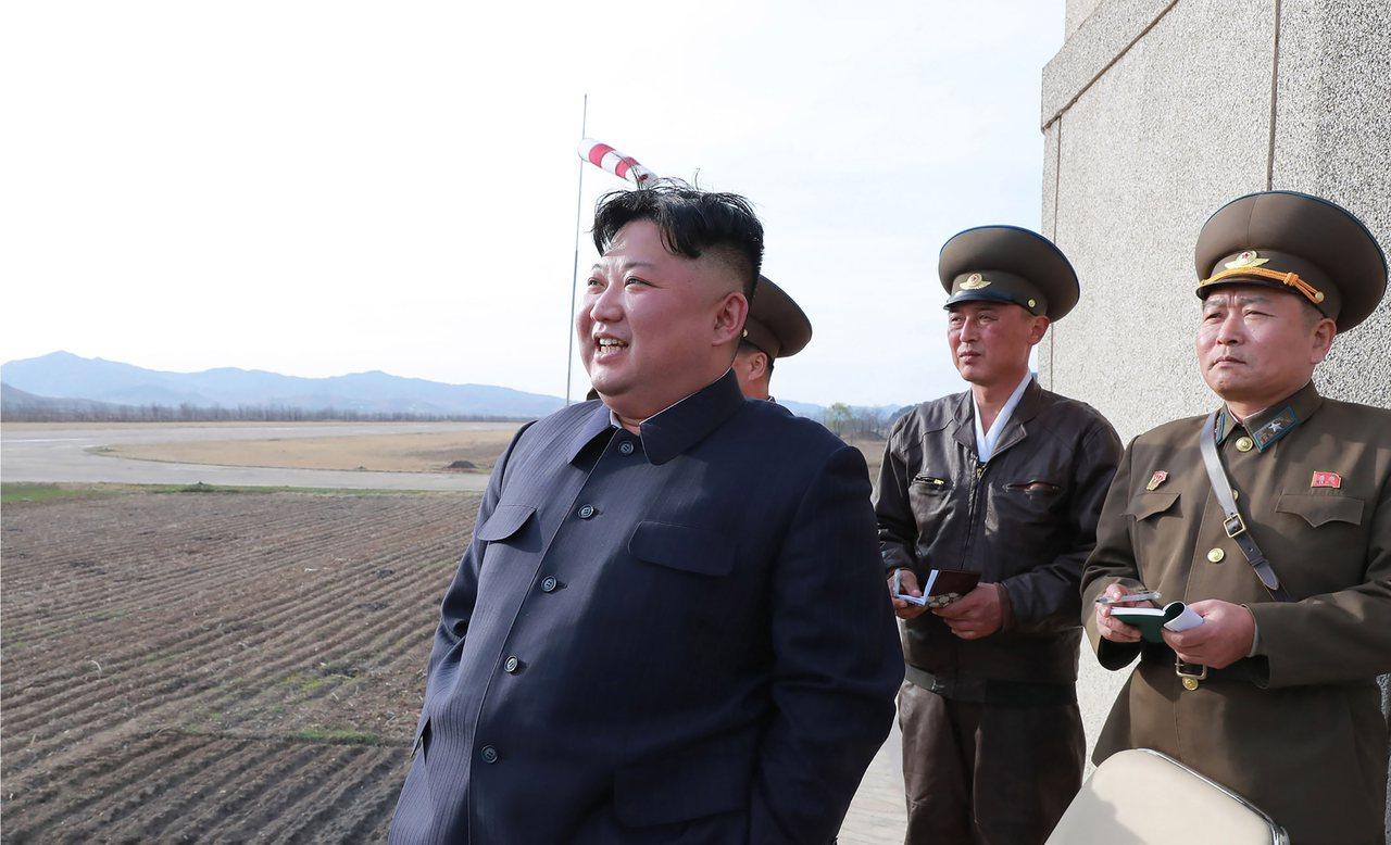 北韓宣布測試新的戰術武器 金正恩視察 恐影響「川金三會」 趙元良