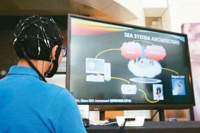 台北科技大學機械工程系教授劉益宏率領團隊,以人工智慧技術開發智能腦波輔助診斷系統...