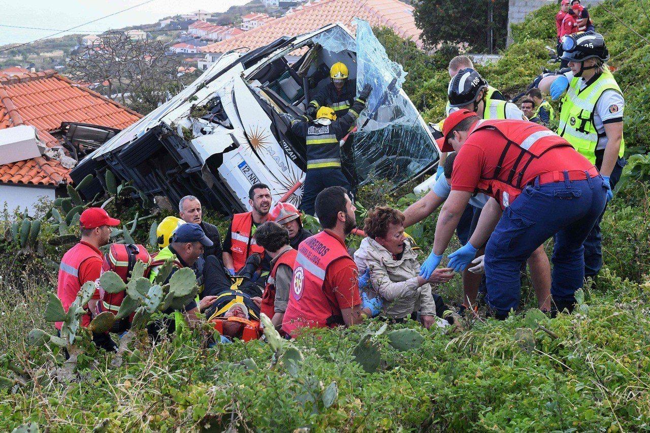 目前傳出至少29死27傷。 法新社