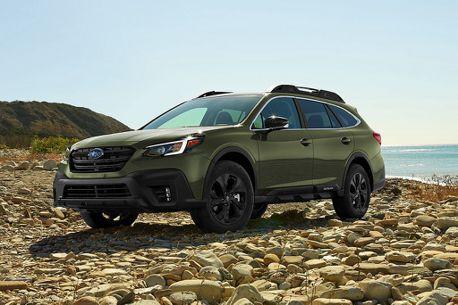 注入2.4T渦輪動力!全新第六代Subaru Outback紐約車展發表