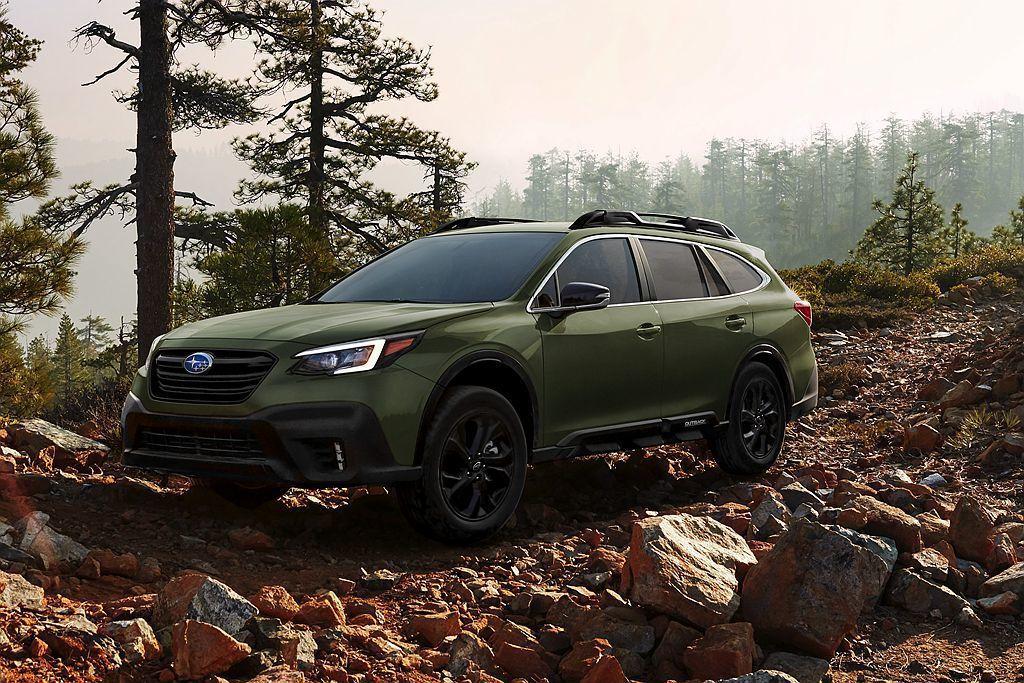與全新七代Subaru Legacy房車相同,新Outback也獲得新2.4L水...