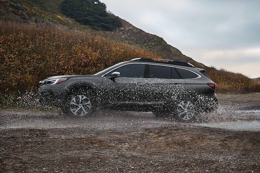 全新第六代Subaru Outback標配Lineartronic CVT無段變...