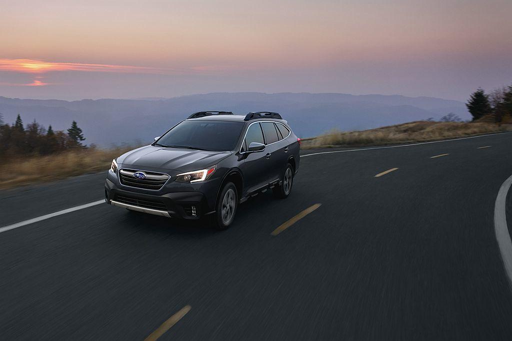 美規第六代Subaru Outback標配Eyesight主動安全防護系統、Dr...