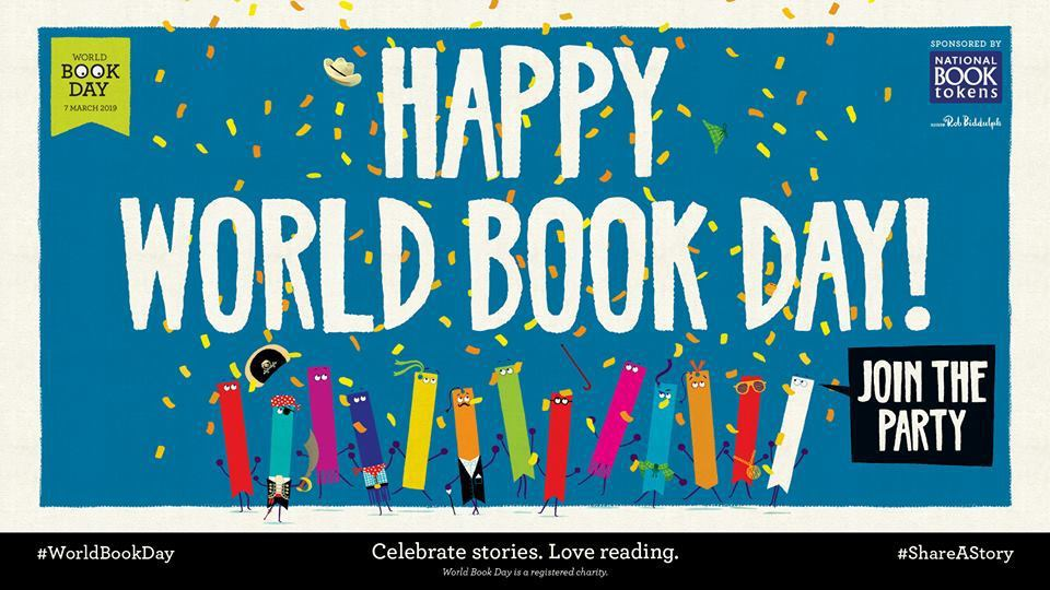 取自World Book Day (UK & Ireland)