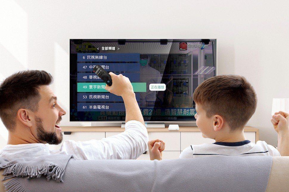 為倡導合法電視盒,提供正版、穩定的收視選擇,momo購物網與台灣電視盒第一品牌O...