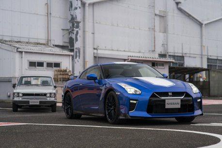 戰神風光半世紀 Nissan GT-R 50周年紀念版!新年式GT-R NISMO連袂登場