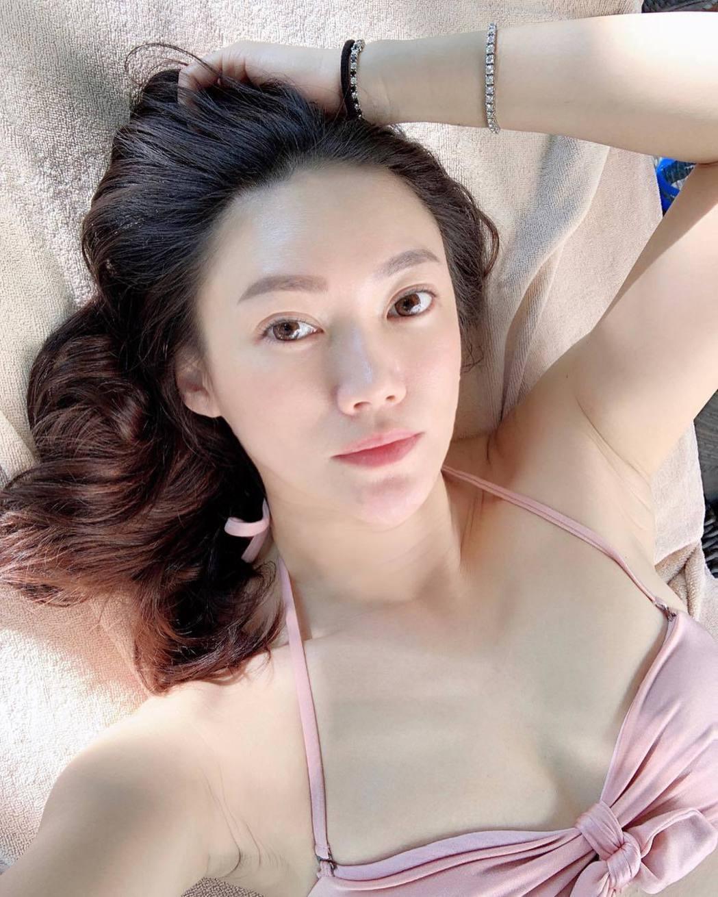 Bonnie Chu。圖/擷自IG
