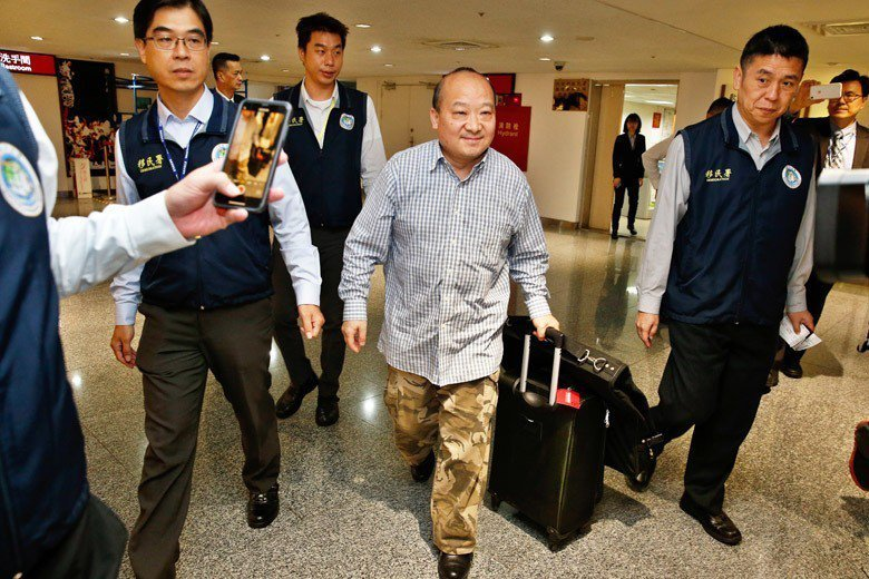 發表武統言論的中國學者李毅日前遭驅逐出境。 圖/聯合報系資料照