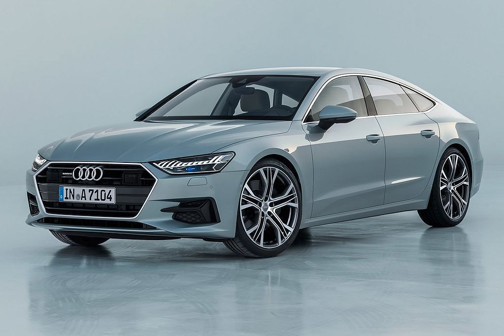 Audi A7擊敗BMW 8 Series、Mercedes-Benz CLS等...