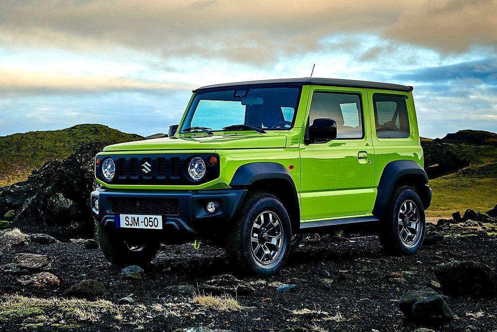 就算美國沒有販售新世代Suzuki Jimny,但原廠依舊運送一輛到美國提供評審...