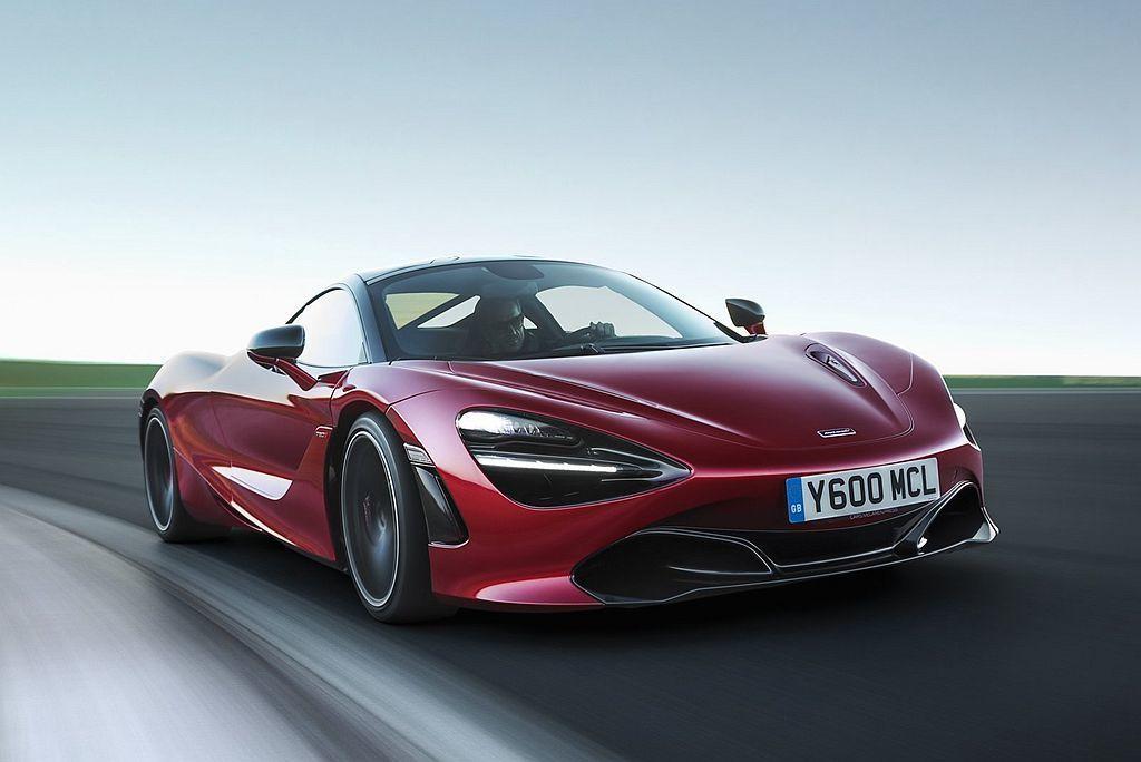 年度性能車獎項方面,由聲望最高的McLaren 720S拿下。 圖/McLare...