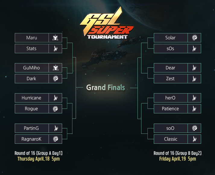2019 AfreecaTV SuperTournament Season1 圖...