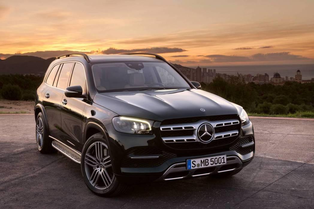 新世代Mercedes-Benz GLS 的汽油動力車型,皆配置了48V EQ ...
