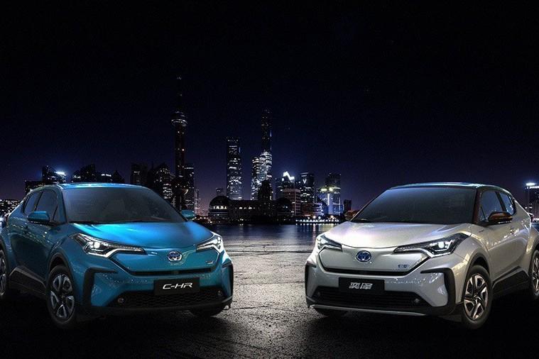 豐田汽車開啟電動車計畫 純電版Toyota C-HR打頭陣!