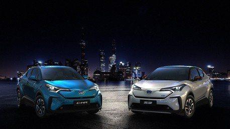 影/全電能動力Toyota C-HR 正式進軍中國!