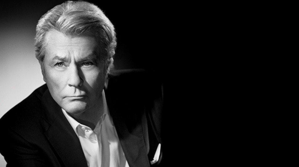 83歲的亞蘭德倫將獲坎城影展榮譽金棕櫚獎。圖/摘自CANNES FILM FES