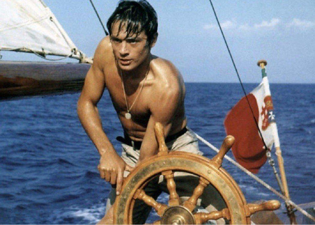 亞蘭德倫在「陽光普照」中的演出,風靡無數世代觀眾。圖/摘自imdb