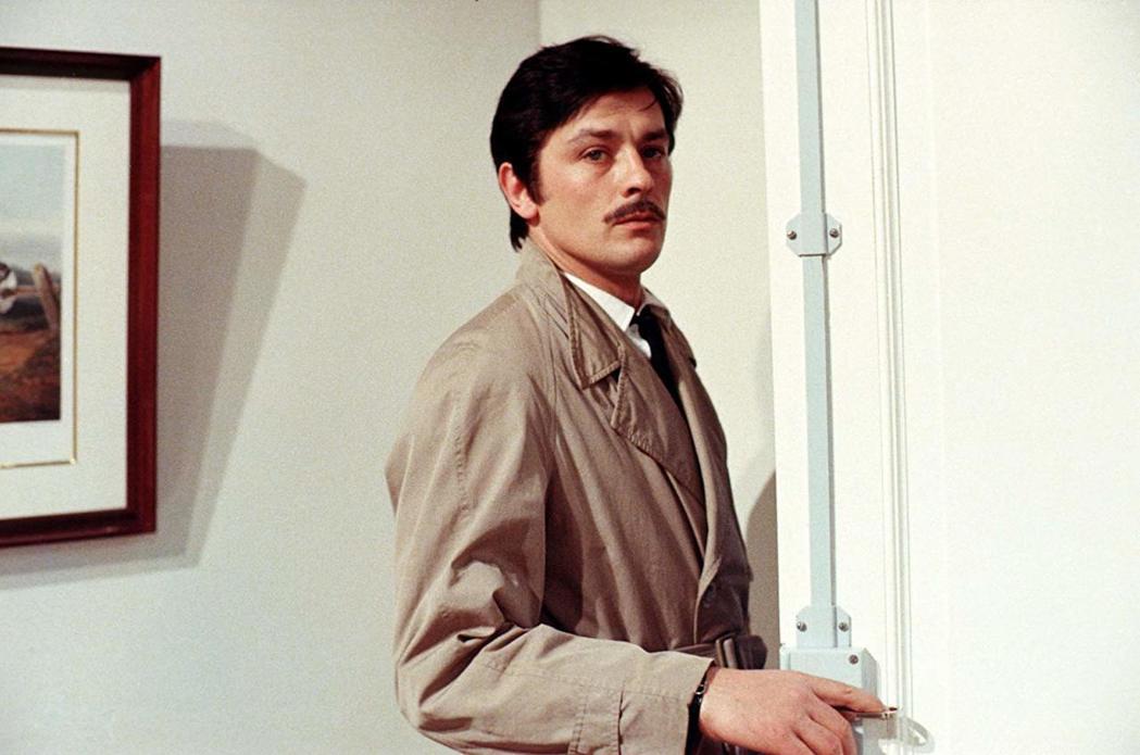 亞蘭德倫之後轉型改演冷酷殺手,成為另一種代表性的角色。圖/摘自imdb