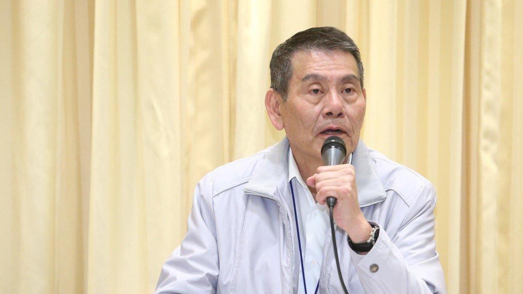 華航董事長謝世謙說下次董事會上會把薪酬調回來。 報系資料照