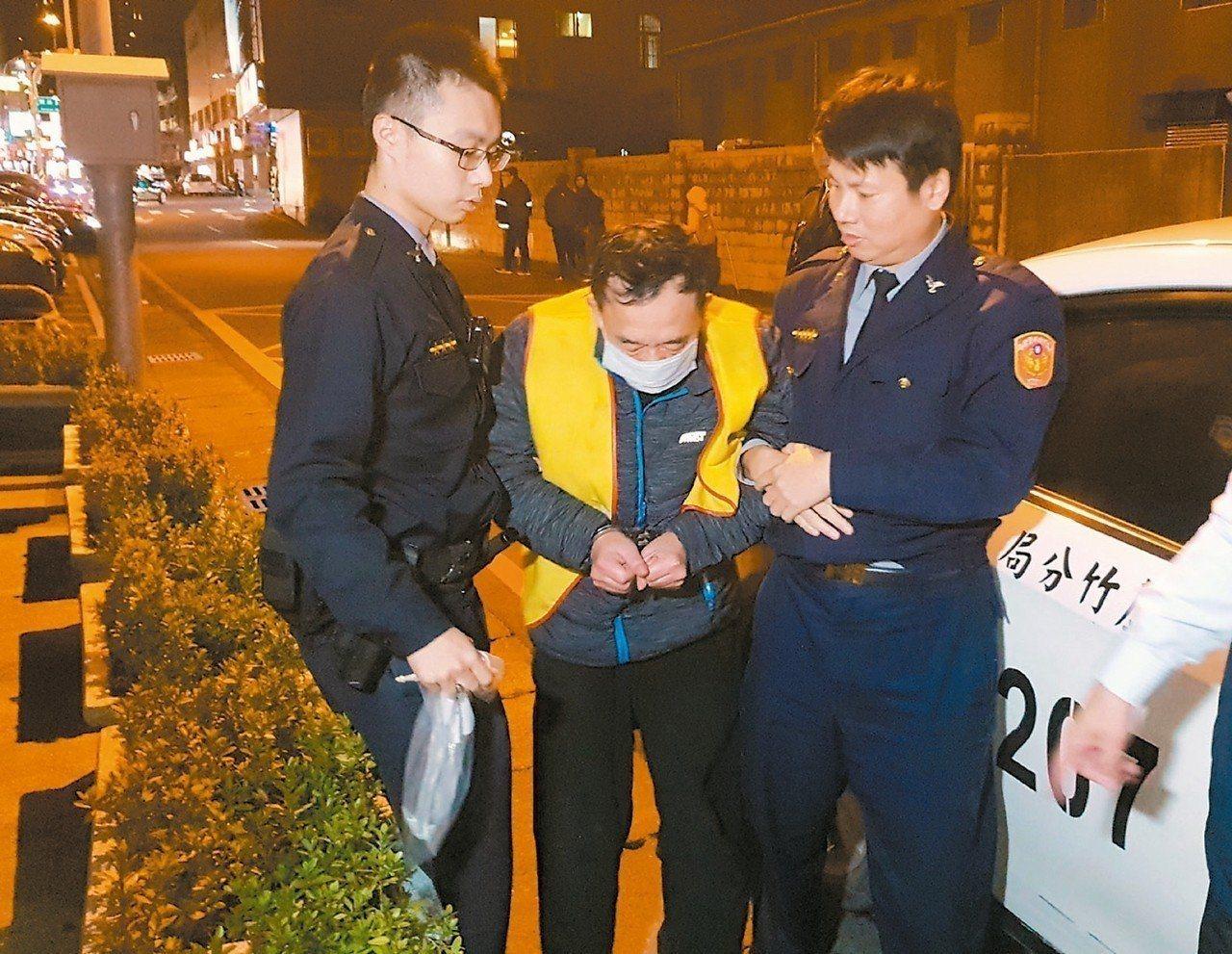 檢方依家暴殺人罪嫌起訴詹男。圖/報系資料照