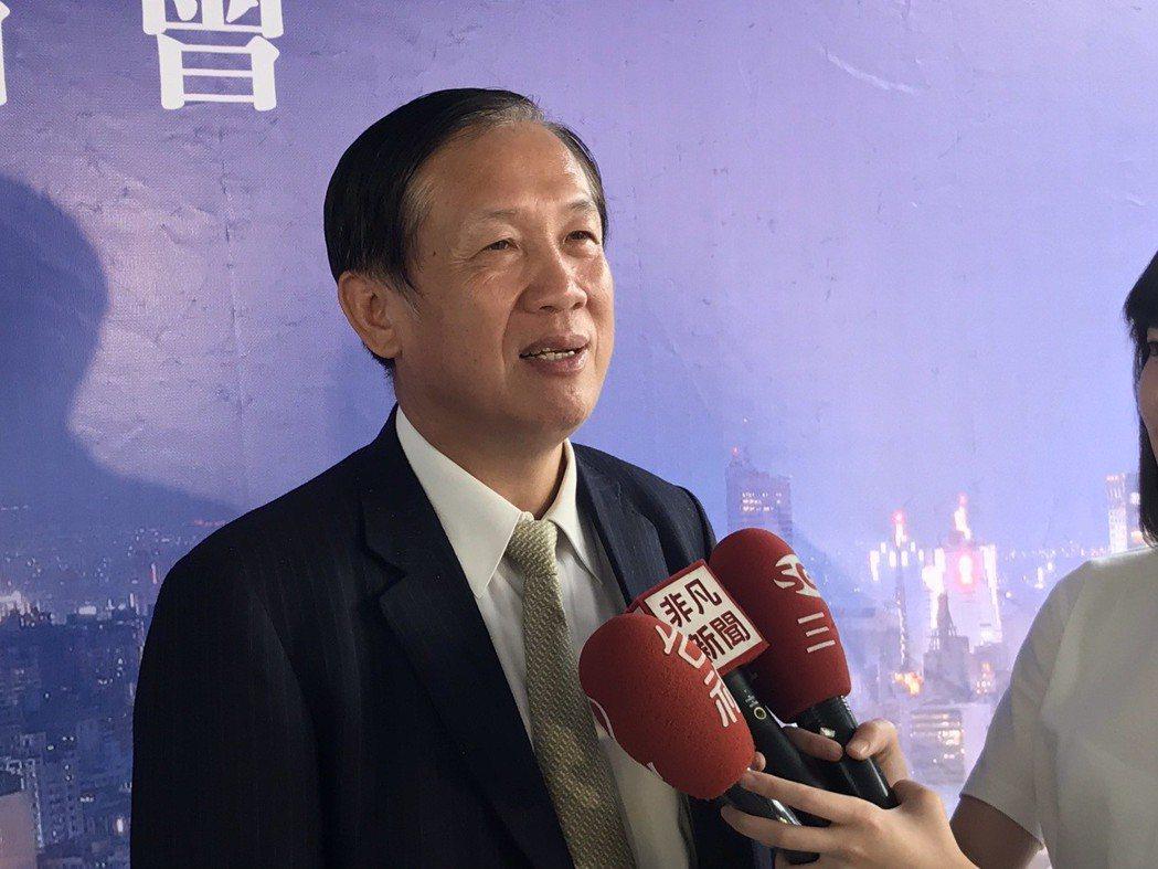 鄉林集團董事長賴正鎰。 記者游智文/攝影