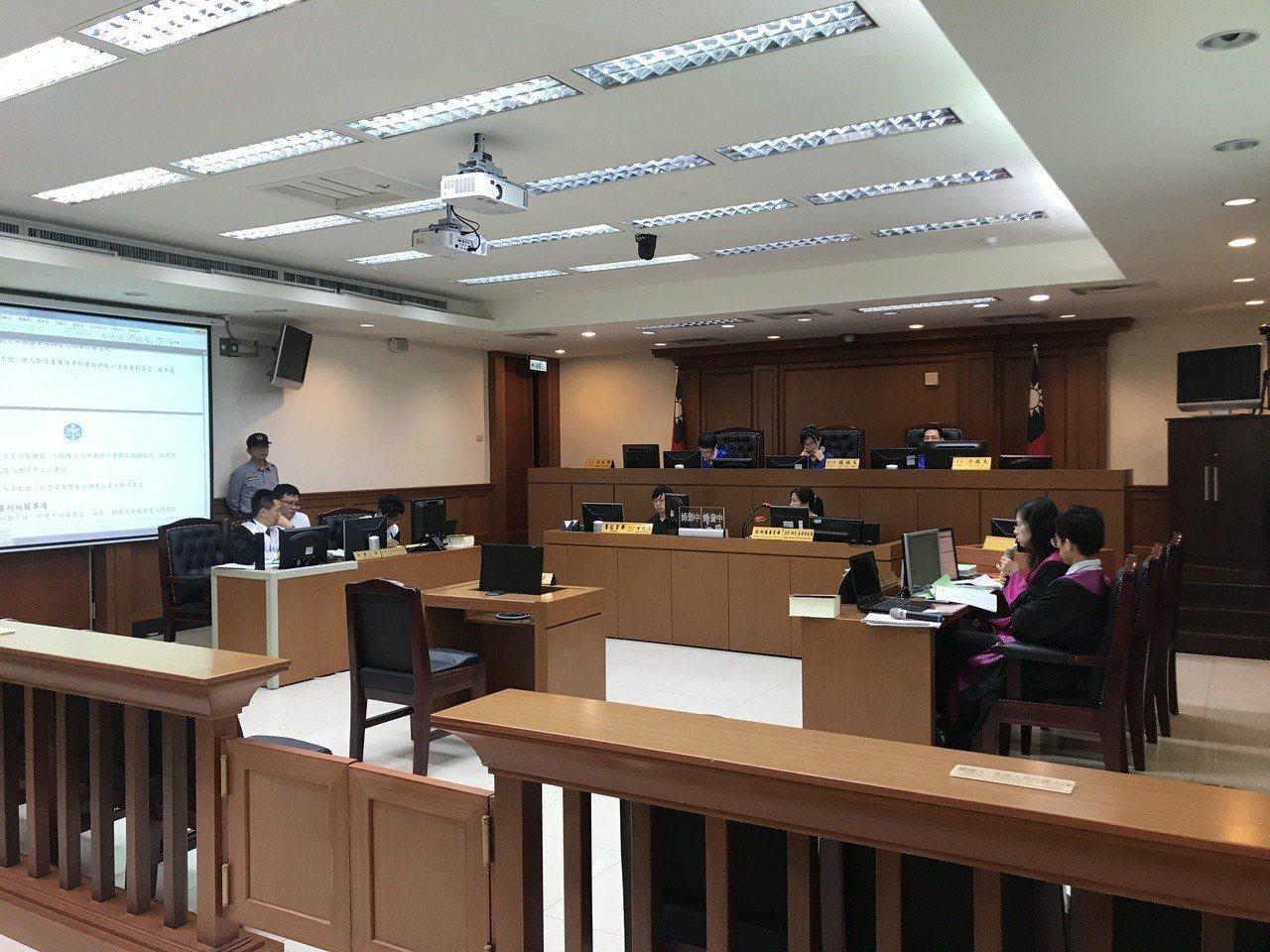 嘉義地方法院法官痛批劉沛原戕害人民對官箴信賴。圖/報系資料照