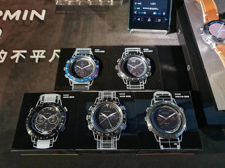 每款主題腕表擁有專屬功能表盤,更以細緻打磨處理的陶瓷或鈦金屬表圈與表體輪廓呈現個...