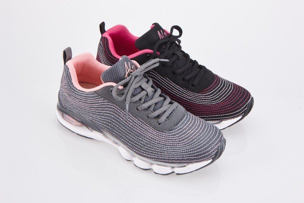 阿瘦皮鞋「活力雙核心系列鞋」滿足現代上班族正式、休閒的生活型態。圖/阿瘦皮鞋提供