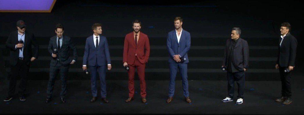 「復仇者聯盟:終局之戰」上海粉絲見面會,不再有華人藝人當來賓,「美國隊長」克里斯